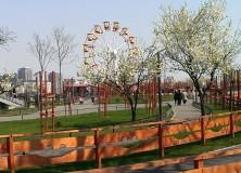 arcul Tineretului - Oraselul Copiilor
