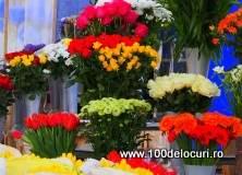 Piata de flori