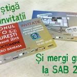 Concurs Salonul Auto Bucuresti 2015