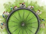bicicleta ora pamantului