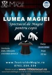 tareul de magie