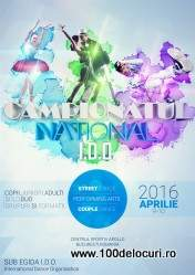 campionatul national de IDO