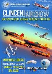 clinceni air show