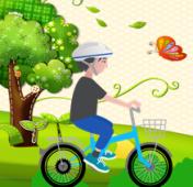 parada micilor biciclisti