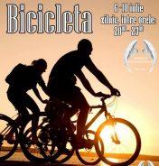 apus pe bicicleta