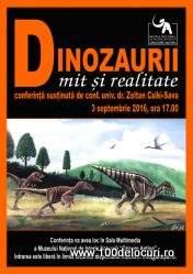 dinozauri la Antipa