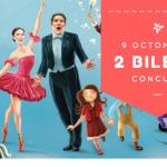 Noua stagiune de la Opera Comica pentru Copii vine cu un CONCURS