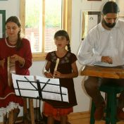Laboratorul muzical al Marucăi vine la Comana!