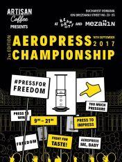 Romanian AeroPress Championship