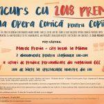 Vanatoarea de comori a Operei Comice pentru Copiii iti poate aduce un city break la Milano