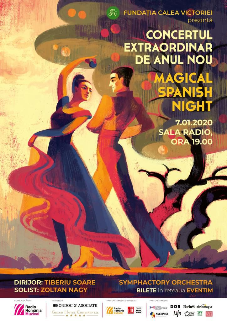 Concert Extraordinar de Anul Nou 2020, ediţia a VII-a