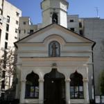 Biserica Cuibul cu Barza