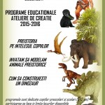 Ateliere Educationale la Muzeul National de Geologie