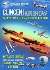 clinceni air show