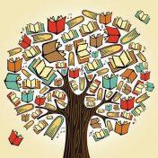 copacul cu carti