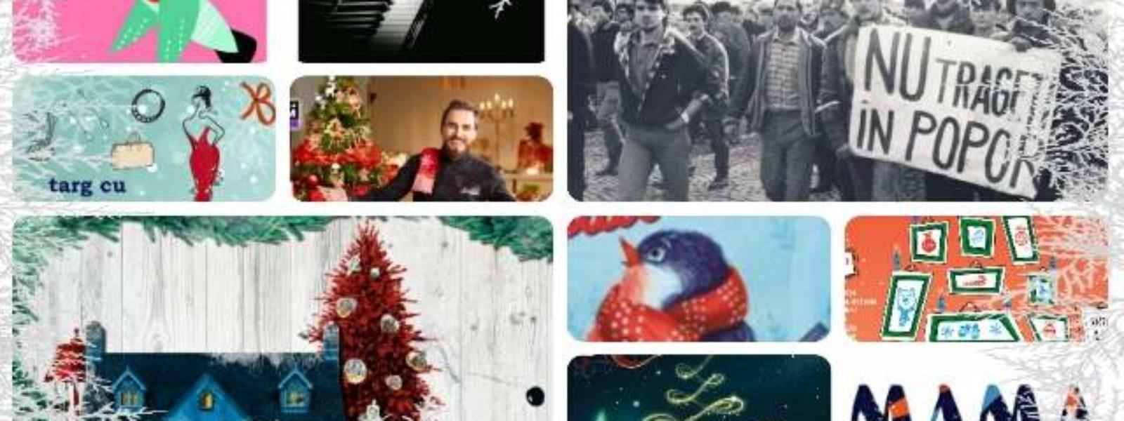 Idei pentru Weekend 17-18 Decembrie