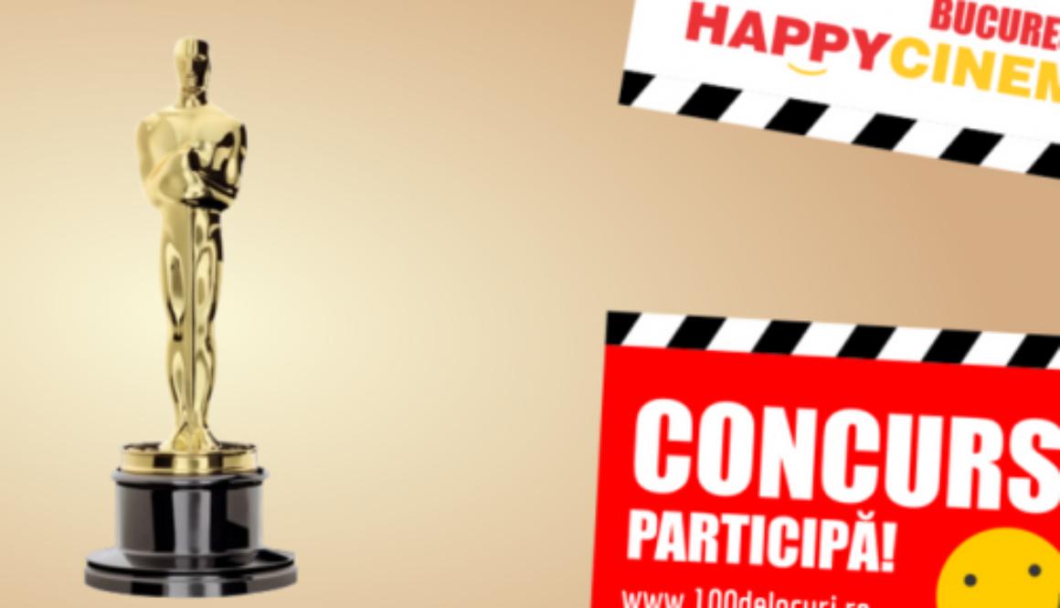 Concurs Happy Cinema