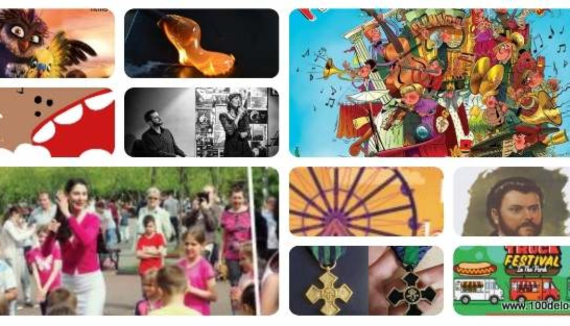 Idei pentru Weekend 3-4 Iunie