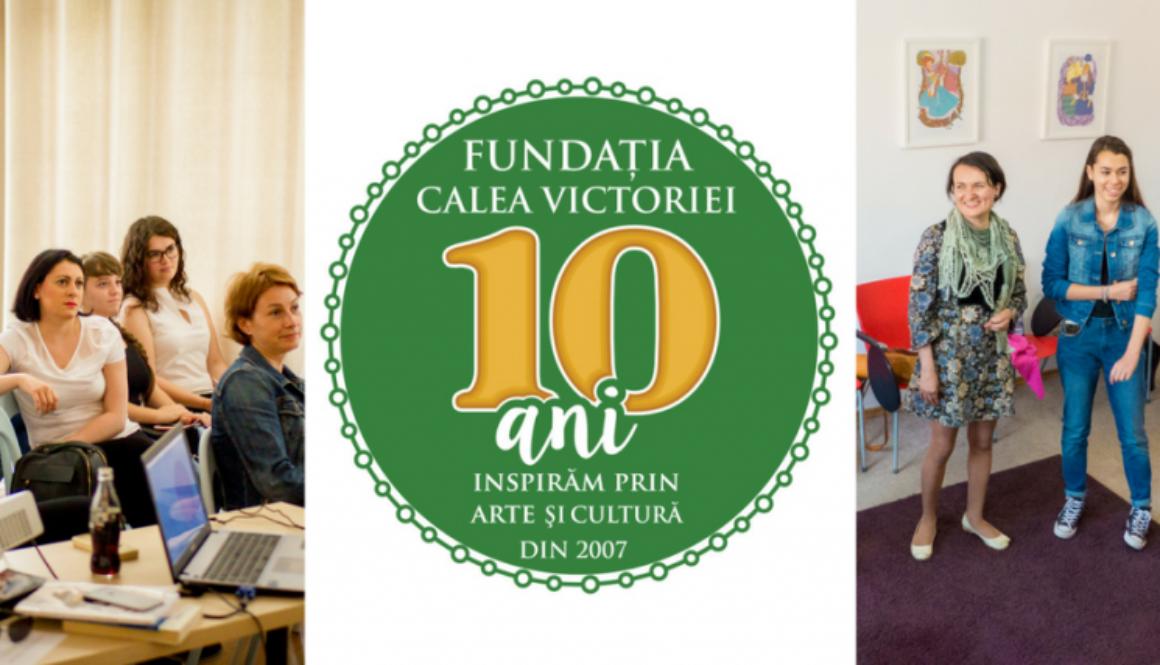 Fundatia Cala Victoriei cover