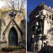 Descoperă la pas povestea Cimitirului Bellu