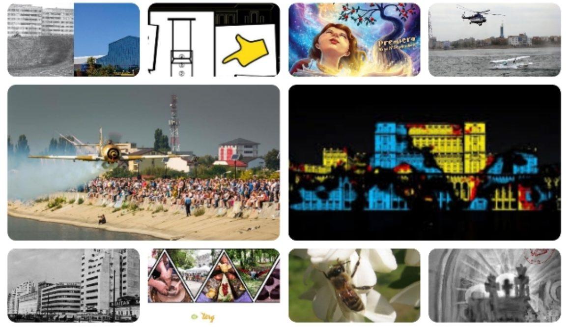 Idei pentru Weekend 16-17 Septembrie